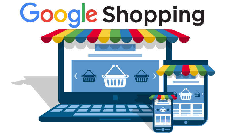List products on Google shopping