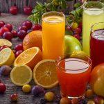 Various Fruits Food